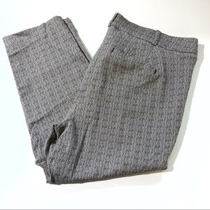 """Lane Bryant """"The Allie"""" cropped trousers"""
